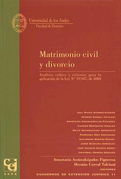 Analisis Del Matrimonio Romano Y El Actual : Buscadorintegral u biblioteca del congreso nacional de chile