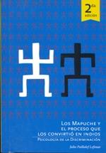 Cubierta de color azul, en la parte central se aprecian dos dibujos del tipo rupestre, que representan a dos personas, uno con los brazos hacia arriba y el otro hacia abajo. En el borde inferior derecho y en letras blancas se lee el título de la obra y el nombre del autor.