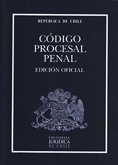 Resultado de imagen para código procesal penal de chile