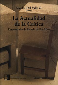 """Cubierta ilustrada por la fotografía de la obra """"Opuestos/Silla"""" (2010) de la artista Paula de Solminihac, compuesta de hormigón y silla de madera, 60x40x20 cm. En la parte superior de la cubierta se encuentra el nombre del editor y el título en letras de color negro."""