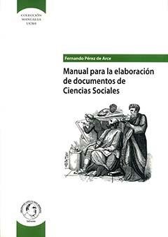 Manual para la elaboración de documentos de ciencias sociales