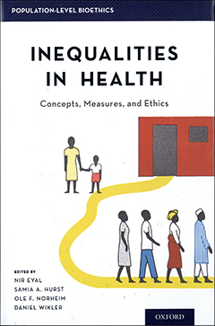 Inequalities in health : concepts, measures, and ethics