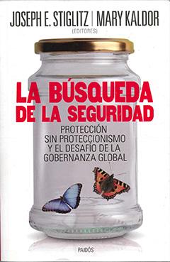 Cubierta de color blanco, ilustrada por la imagen de un frasco de vidrio tapado, con dos mariposas en su interior. En la parte superior se encuentran los nombres de los editores en letras grandes de color negro. En la parte central aparece el título en letras grandes de color rojo y en letras medianas de color negro.