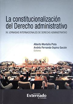 Cubierta de color gris claro, ilustrada por la fotografía de la Asamblea Nacional Constituyente de Colombia, del año 1991. En la parte superior se encuentra el título en letras grandes y medianas de color gris oscuro. Más abajo aparecen los nombres de los editores en letras pequeñas de color gris oscuro.
