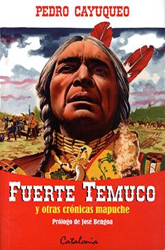 Cubierta con la recreación del afiche de la película Sitting Bull, de 1954, Paramount Pictures. El título de la obra (letras blancas)  y el nombre del autor (letras de color rojo) emulan la iconografía del Oeste americano, la bajada del título está en letras amarillas.