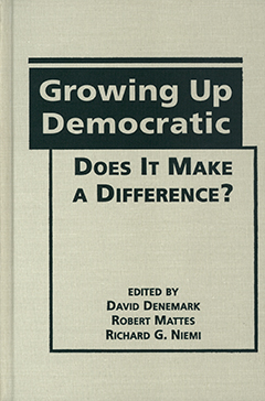Growing up democratic : does it make a difference?