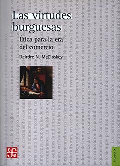 Cubierta de color gris, en un recuadro pequeño se ve la ilustración de un burgues. En la parte superior se encuentra el título en letras grandes de color gris y en letras medianas de color negro. Más abajo aparece el nombre del autor en letras pequeñas de color negro.