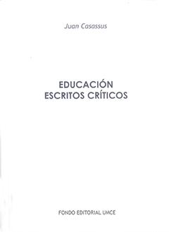 Educación : escritos críticos