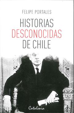 Cubierta de color blanco, en la parte inferior se aprecia una fotografía de Arturo Alessandri Palma. En la parte superior se encuentra el nombre del autor en letras medianas de color negro. Más abajo aparece el título en letras grandes de colores negro y rojo.