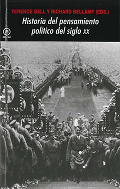 Cubierta ilustrada con fotografía en blanco y negro de Adolf Hitler subiendo una escalera, se ven sus soldados y seguidores. Título en franja horizontal superior de color negro con letras en color blanco. Nombre de los editores sobre el título en letras color rojo.