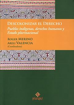 Cubierta de colores verde y amarillo, ilustrada por una imagen de un tejido de arte Shipibo de la Amazonía, Perú. En la parte superior, en fondo amarillo, se encuentra el título en letras grandes de color blanco, y, más abajo, los nombres de los coordinadores en letras medianas de color verde.