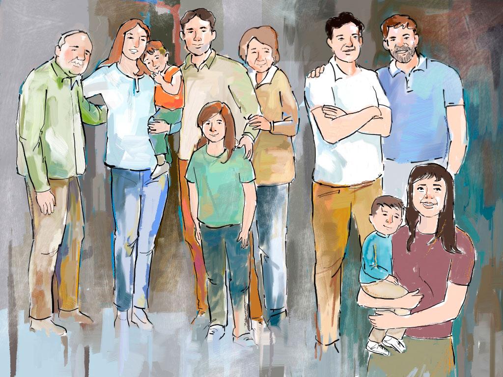 Matrimonio Con Hijos Tema : Formación cívica biblioteca del congreso nacional de chile bcn