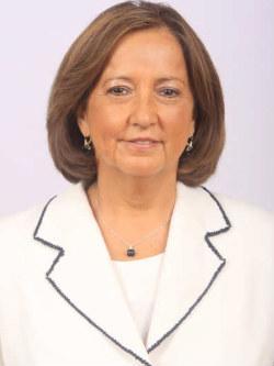 foto de María Soledad Alvear Valenzuela