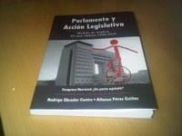 """Lanzamiento de libro """"Parlamento y Acción Legislativa"""""""