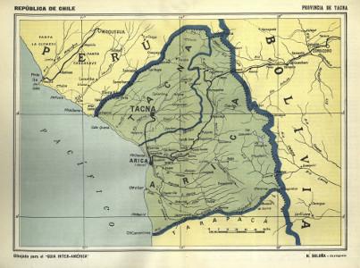 Planos Provinciales Guía Inter-América