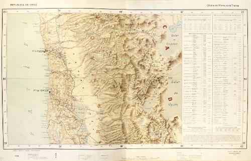 Mapas Históricos por Región