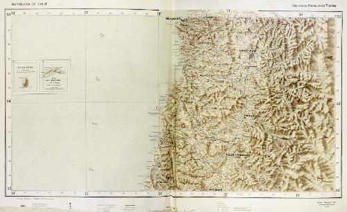 Planos de Provincias 1910